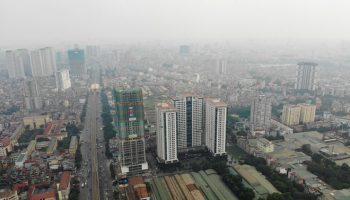 Hà Nội: Căn hộ có không gian sống xanh, tốt cho sức khỏe được săn đón